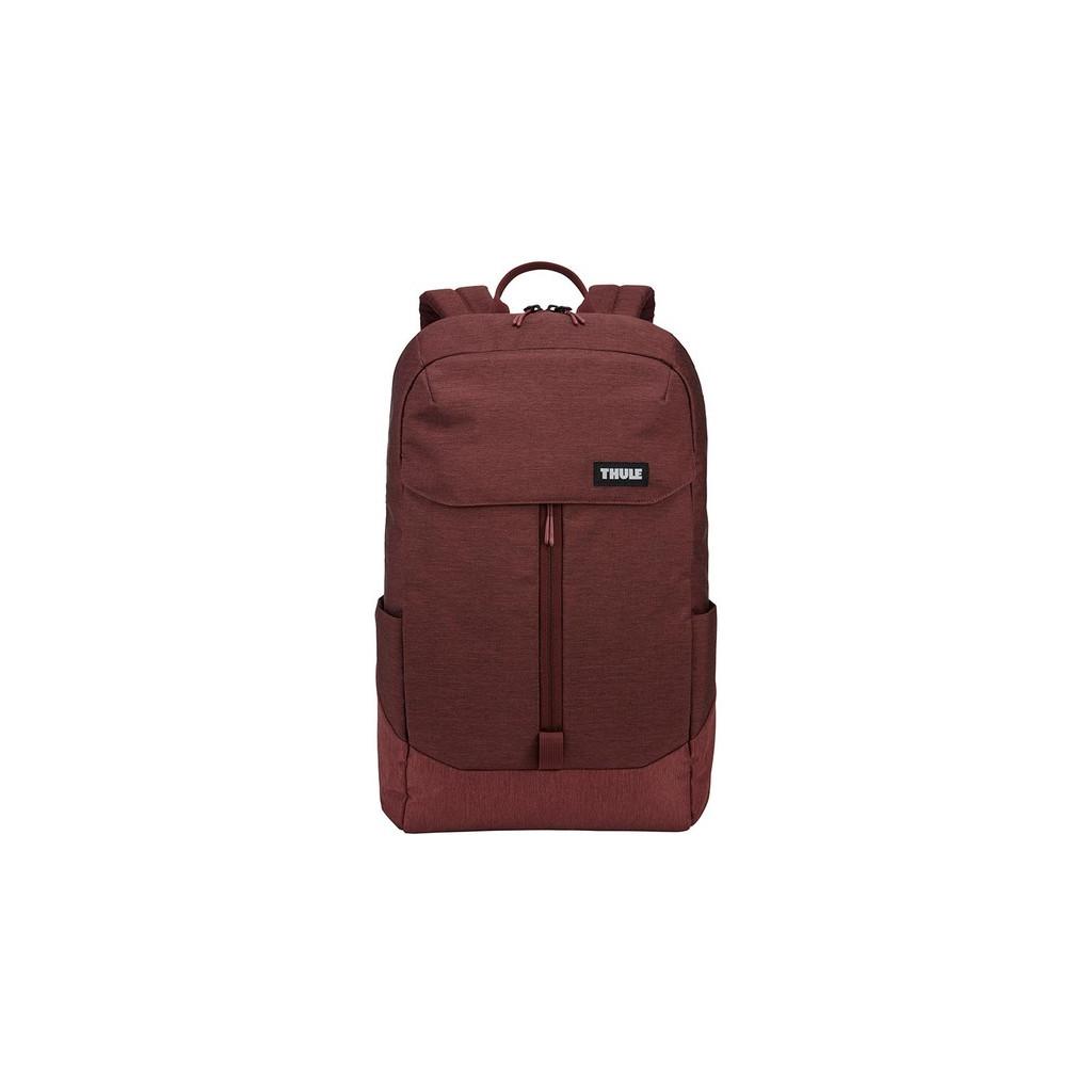 Thule Lithos Backpack 20L Dark Burgundy