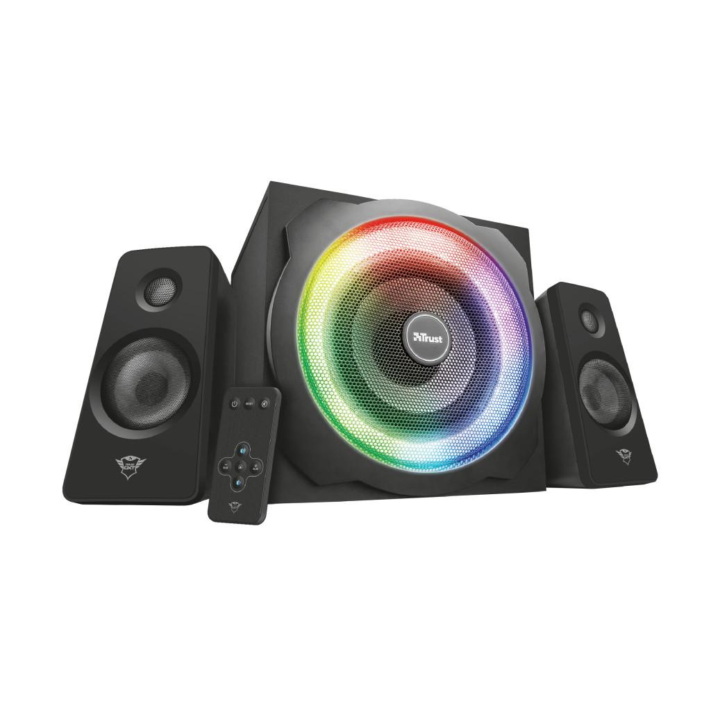 Trust GXT 629 Tytan 2.1 RGB Speaker Set kopen