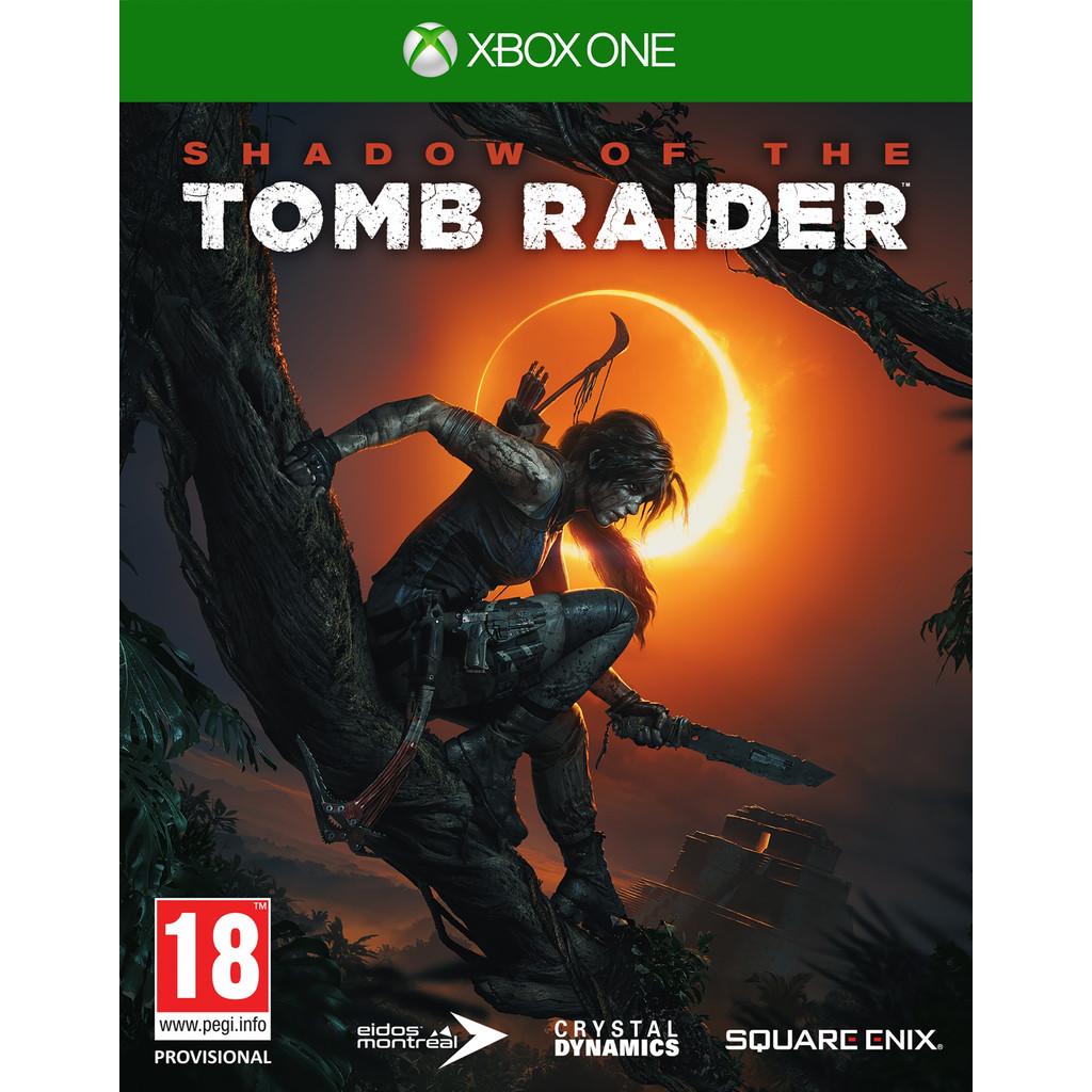 Shadow of the Tomb Raider Xbox One kopen