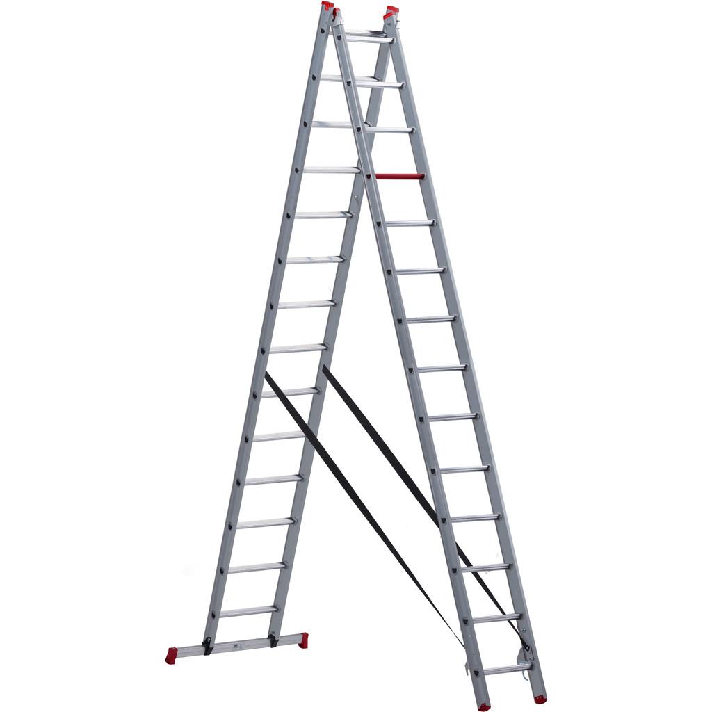 Afbeelding van Altrex All Round 2 x 14 ladder