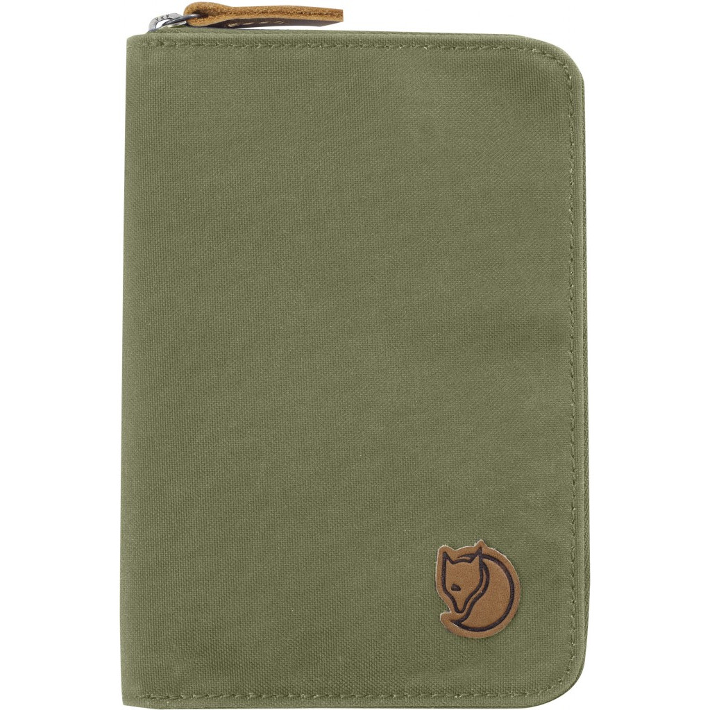 Fjällräven Passport Wallet Green kopen