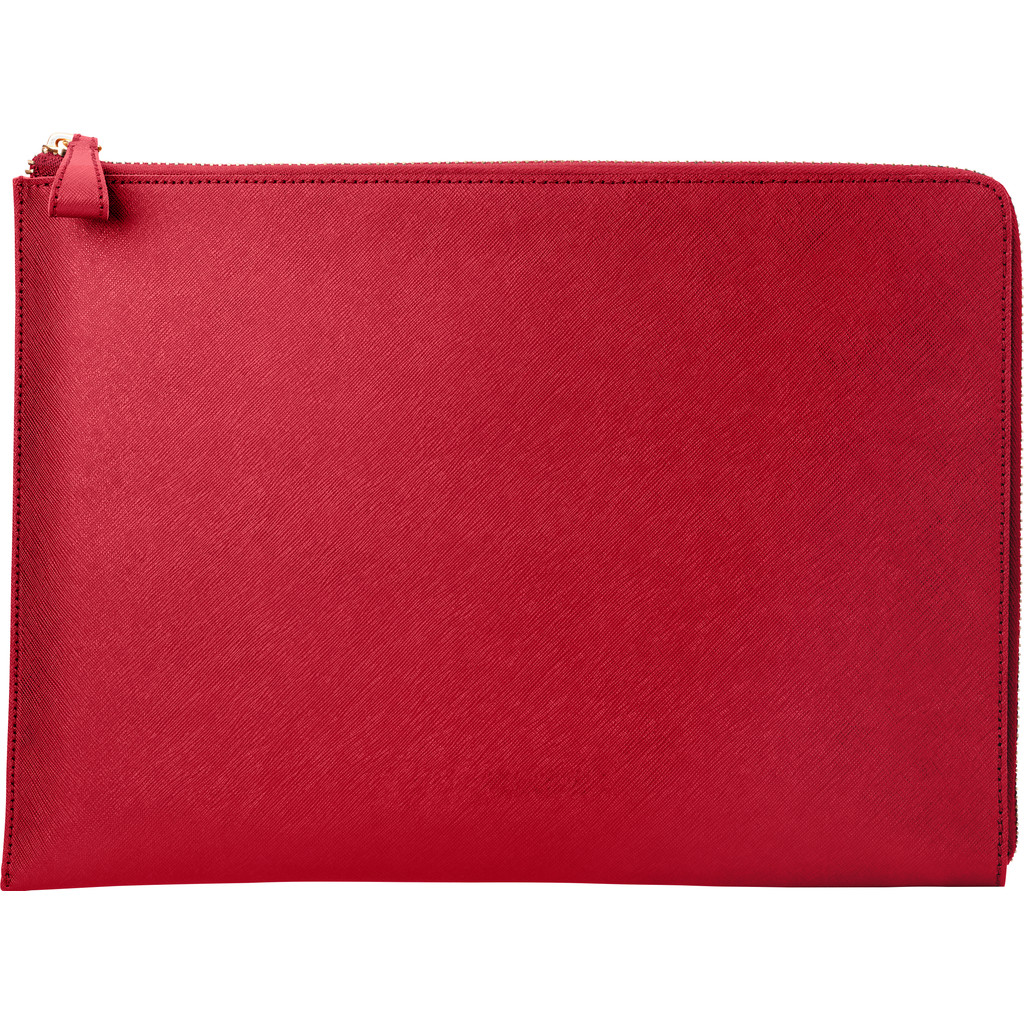 "HP Spectre 13.3"" Lederen Sleeve Rood kopen"