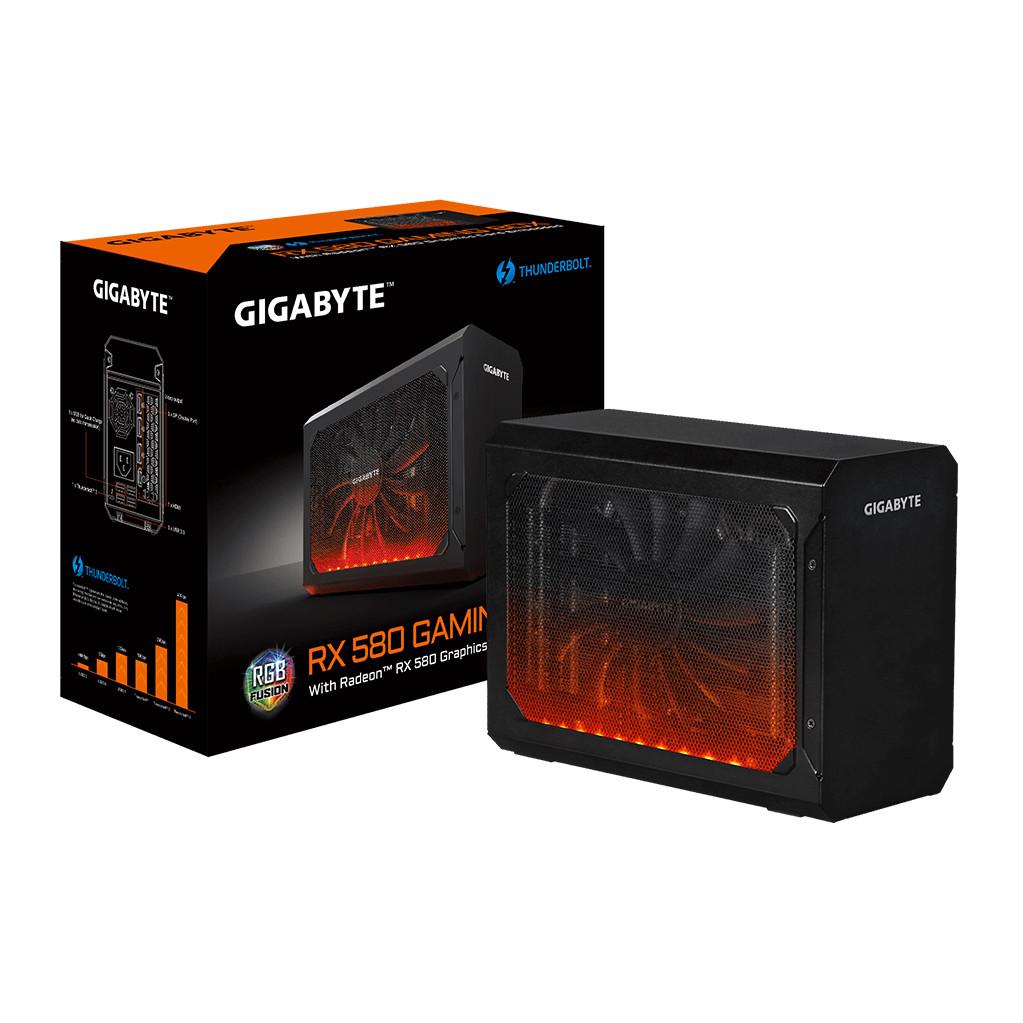 Gigabyte RX580 Gaming Box