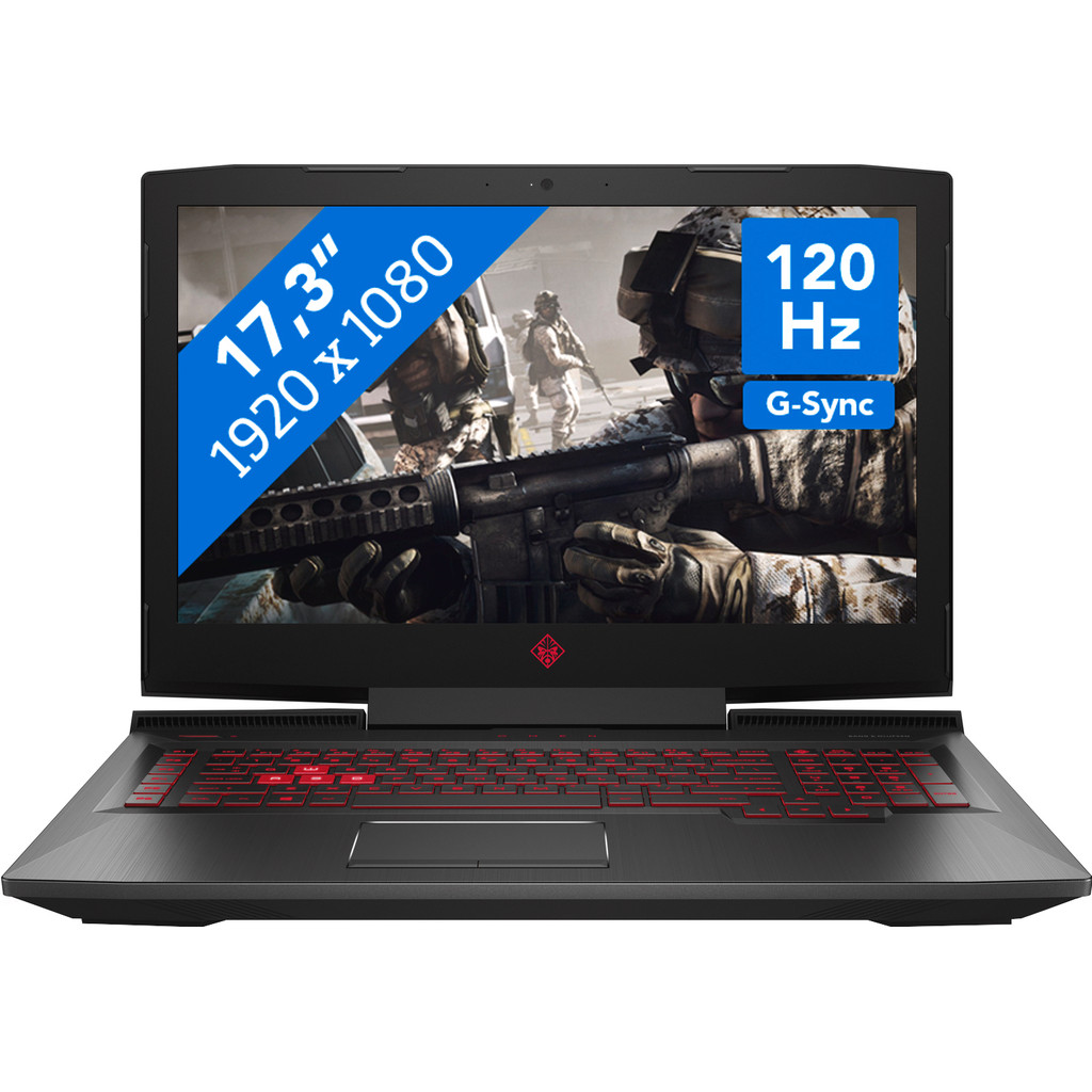 HP Omen 17-an101nd