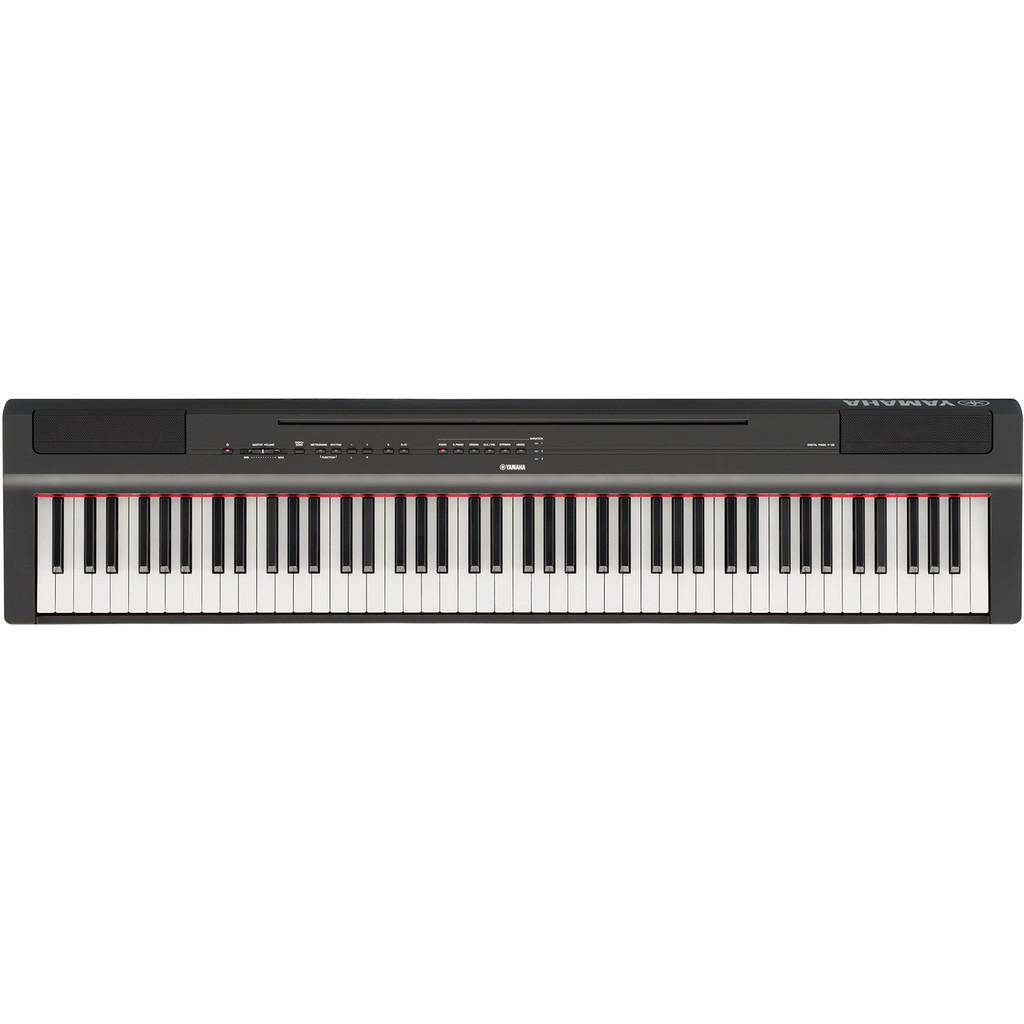 Yamaha P-125B digitale piano zwart