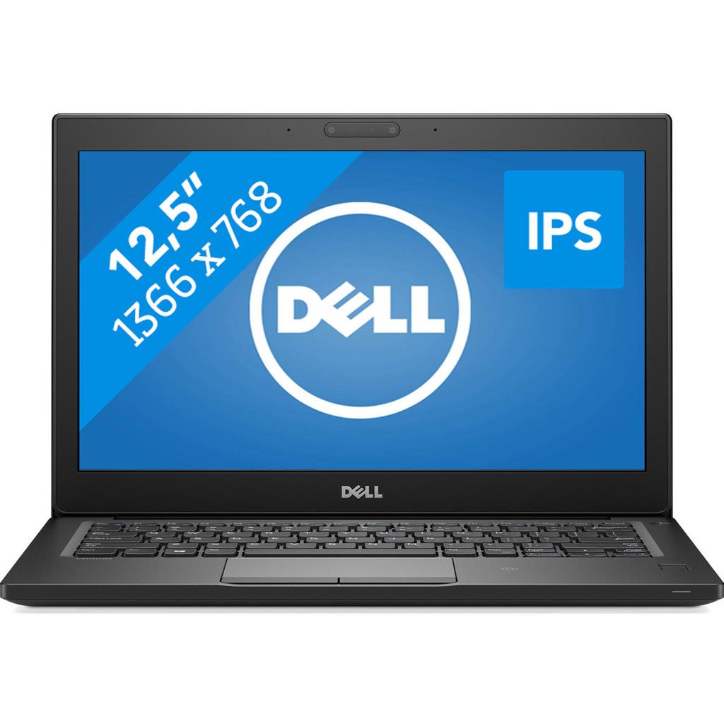 DELL Latitude 7290 1.7GHz i5-8350U 12.5  1366 x 768Pixels Zwart Notebook