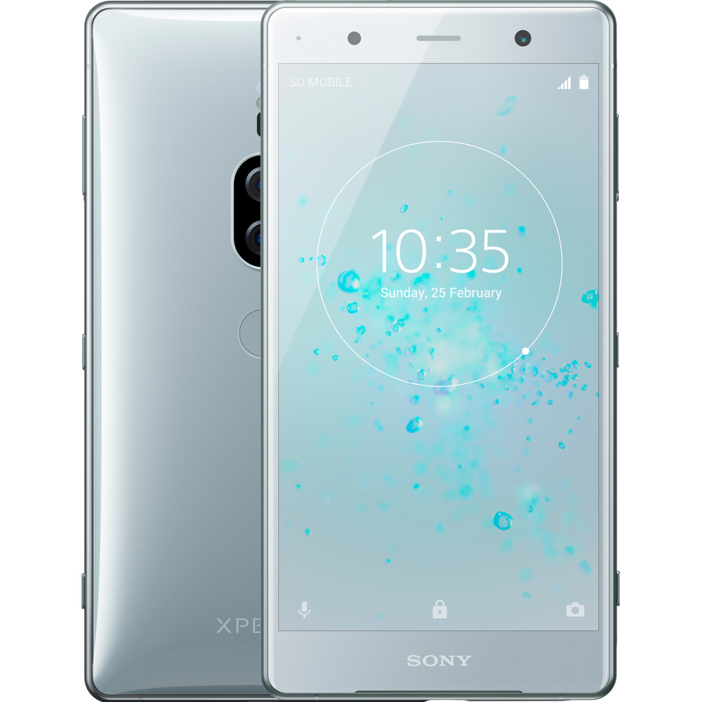 Sony Xperia XZ2 Premium Zilver