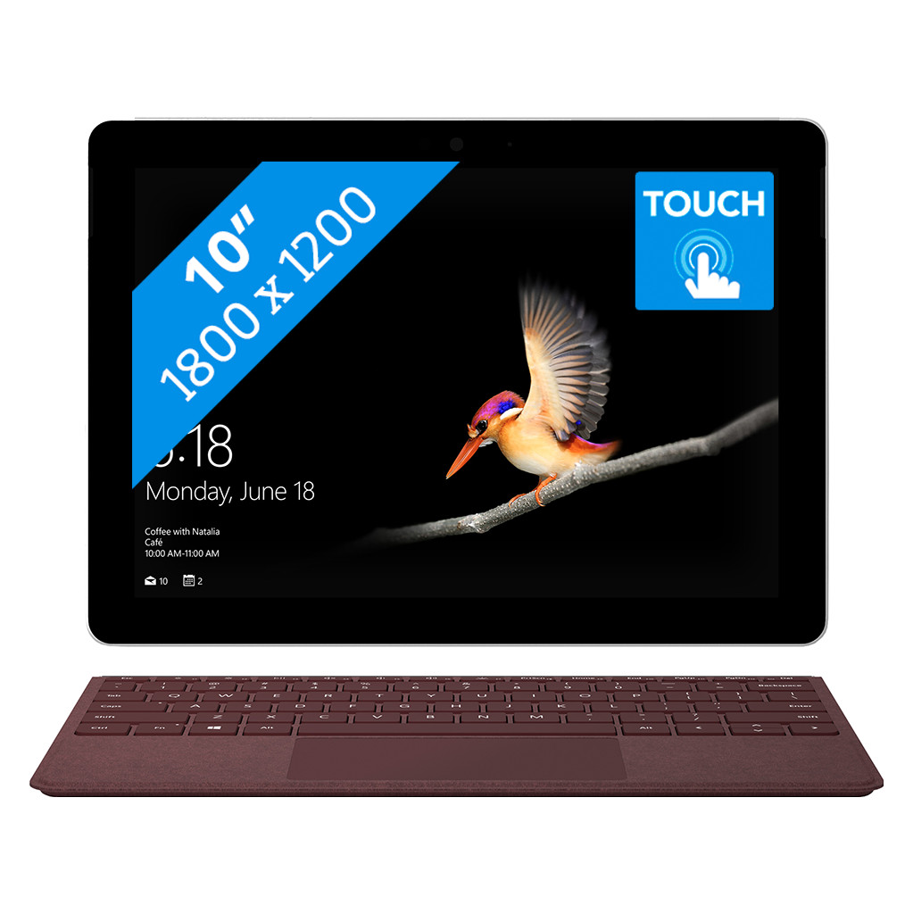 Microsoft Surface Go - 4 GB - 64 GB