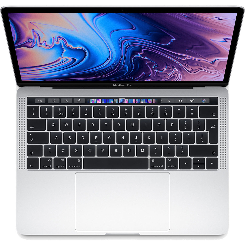 Apple MacBook Pro 13'' Touch Bar (2018) MR9U2N/A Silver