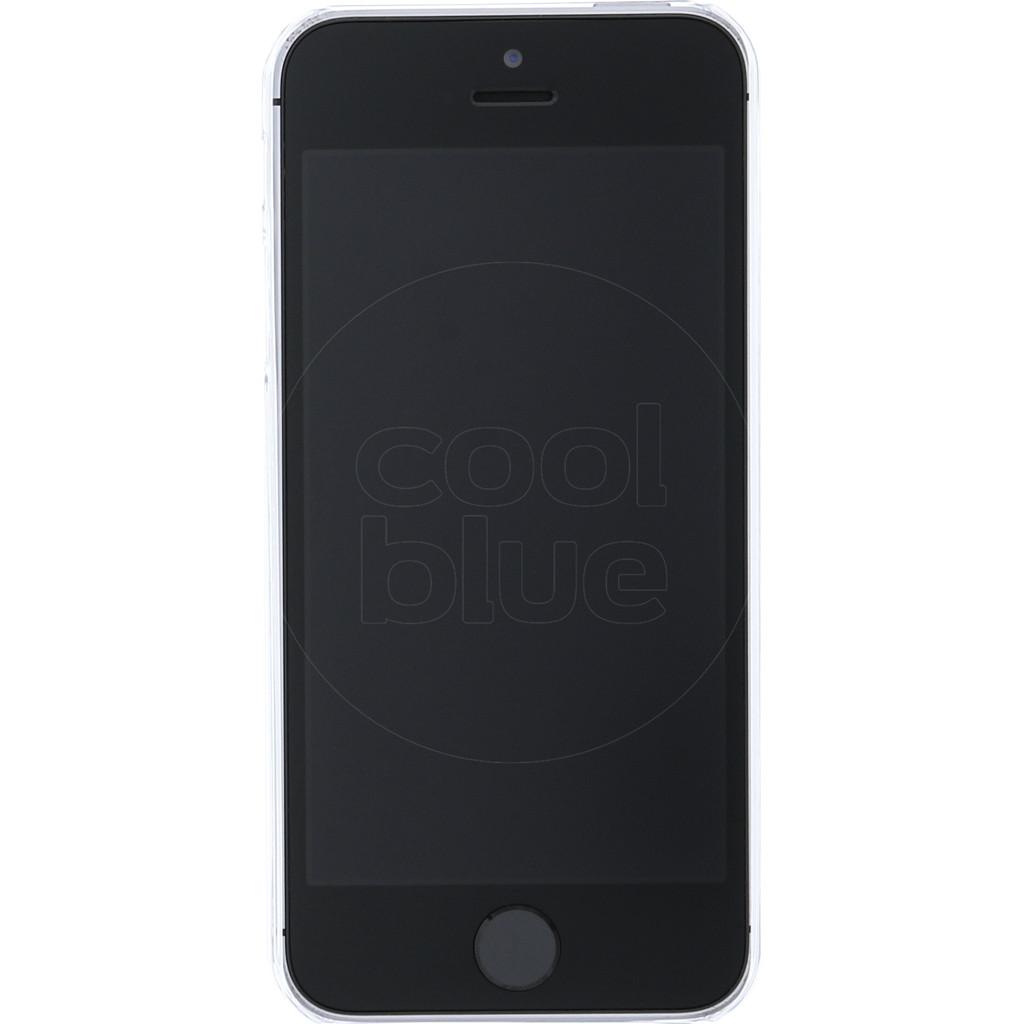 Afbeelding van Azuri Apple iPhone 5/5S/SE Back Cover Transparant telefoonhoesje