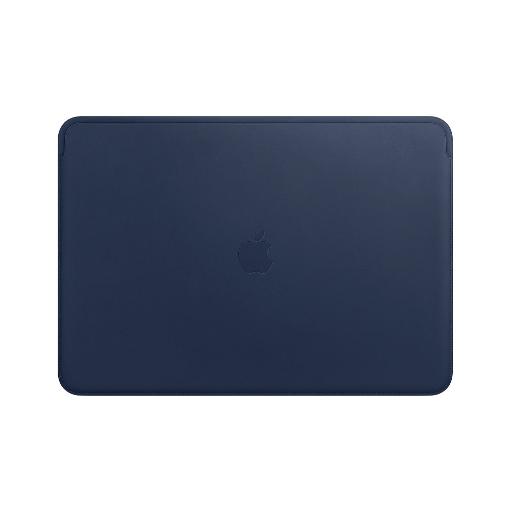 "Apple MacBook Pro 15"" Leather Sleeve Midnight Blue kopen"
