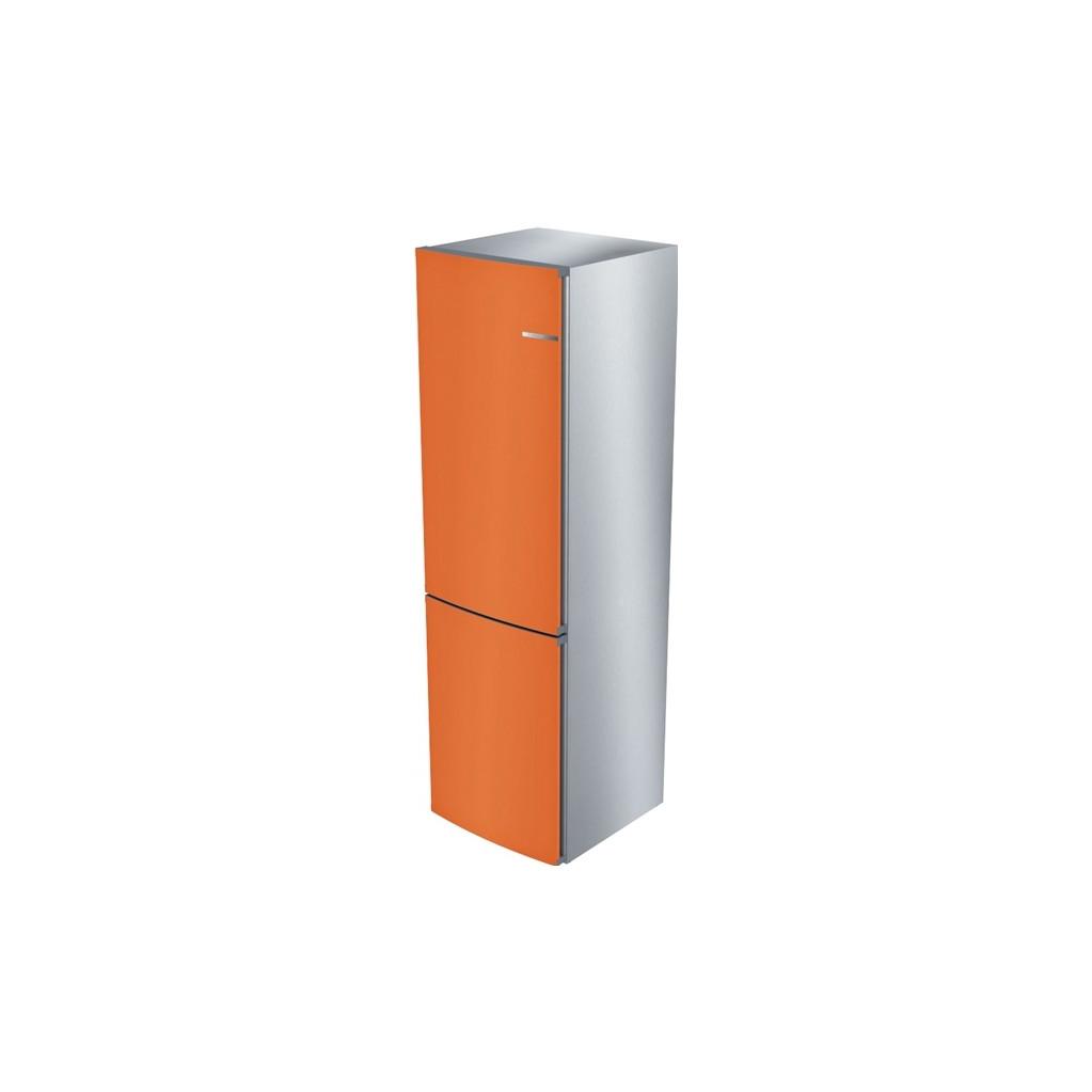 Bosch KGN39IJ4A Vario Style + Bosch KSZ1BVO00 oranje