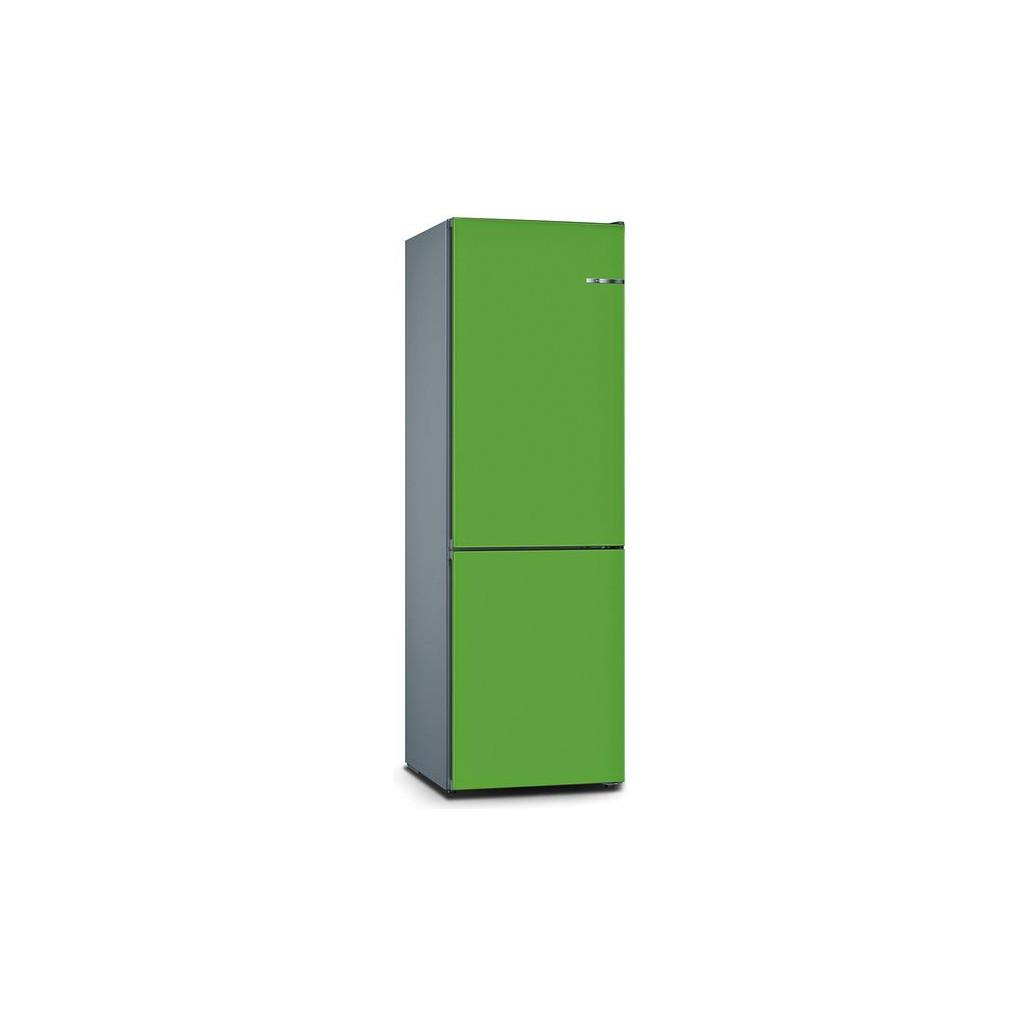 Bosch KGN39IJ4A Vario Style + Bosch KSZ1BVJ00 mintgroen