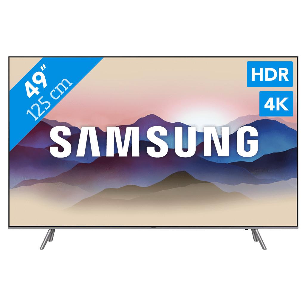 Samsung QE49Q6F QLED TV 2018