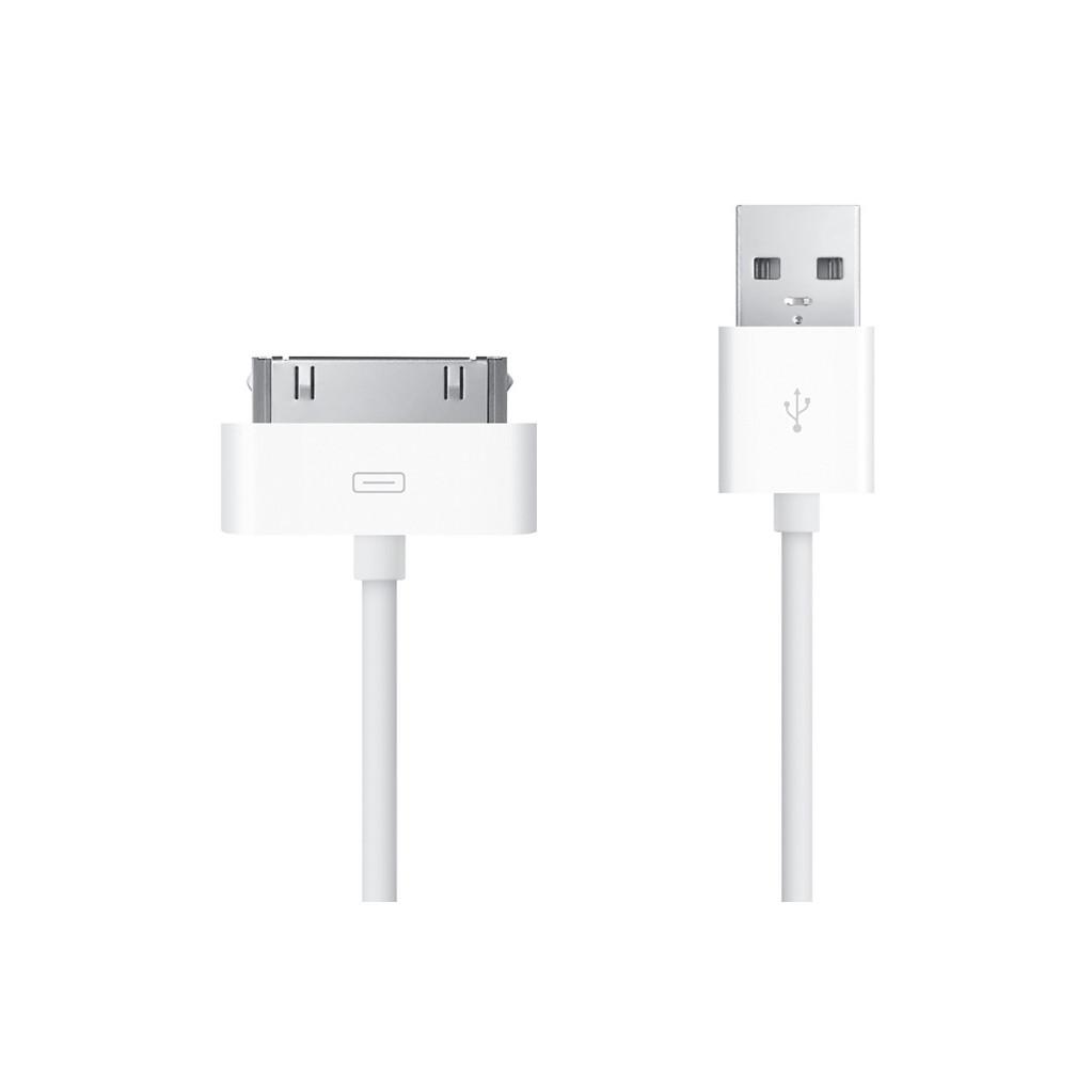 Afbeelding van Apple 30 pins naar USB kabel (1 meter)