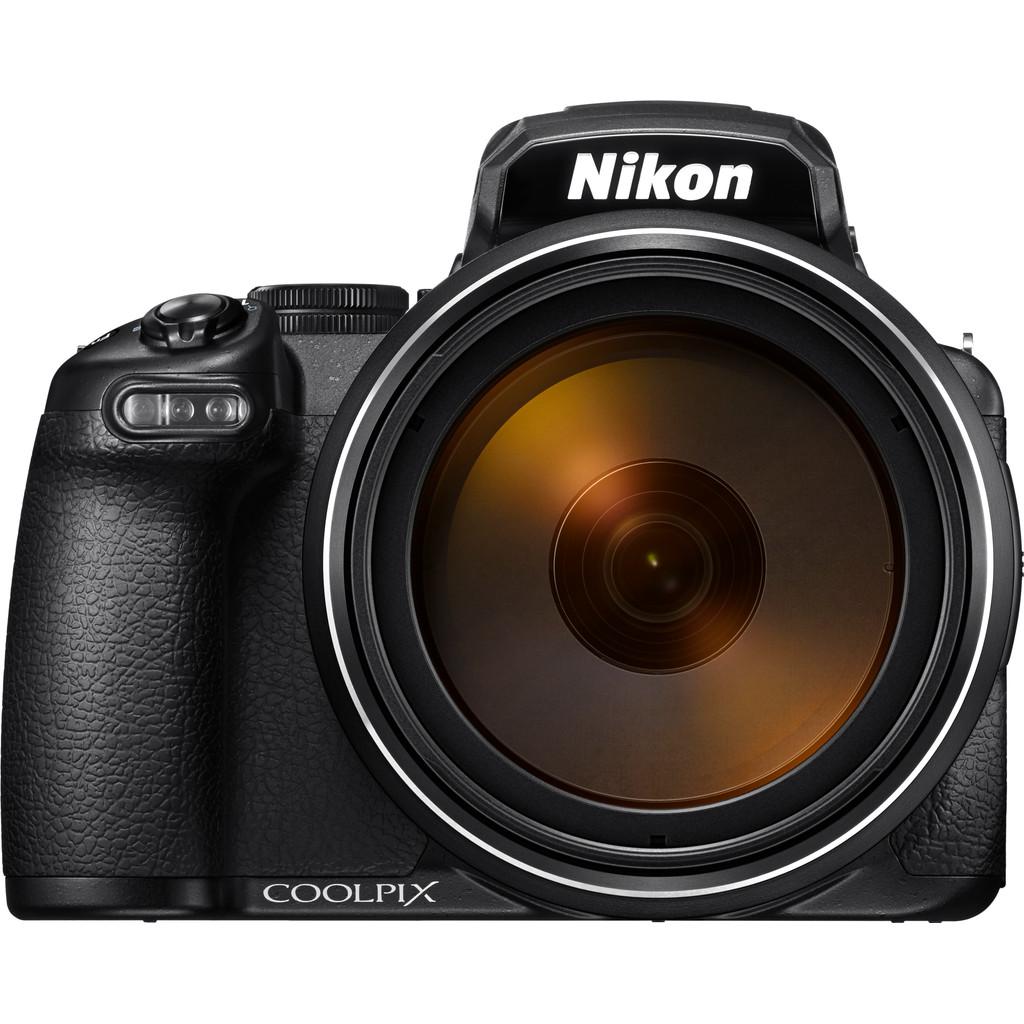 Nikon Coolpix P1000 compact camera Zwart