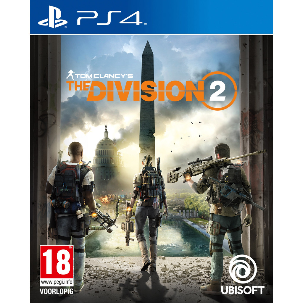 Tom Clancy's The Division 2  PS4 kopen