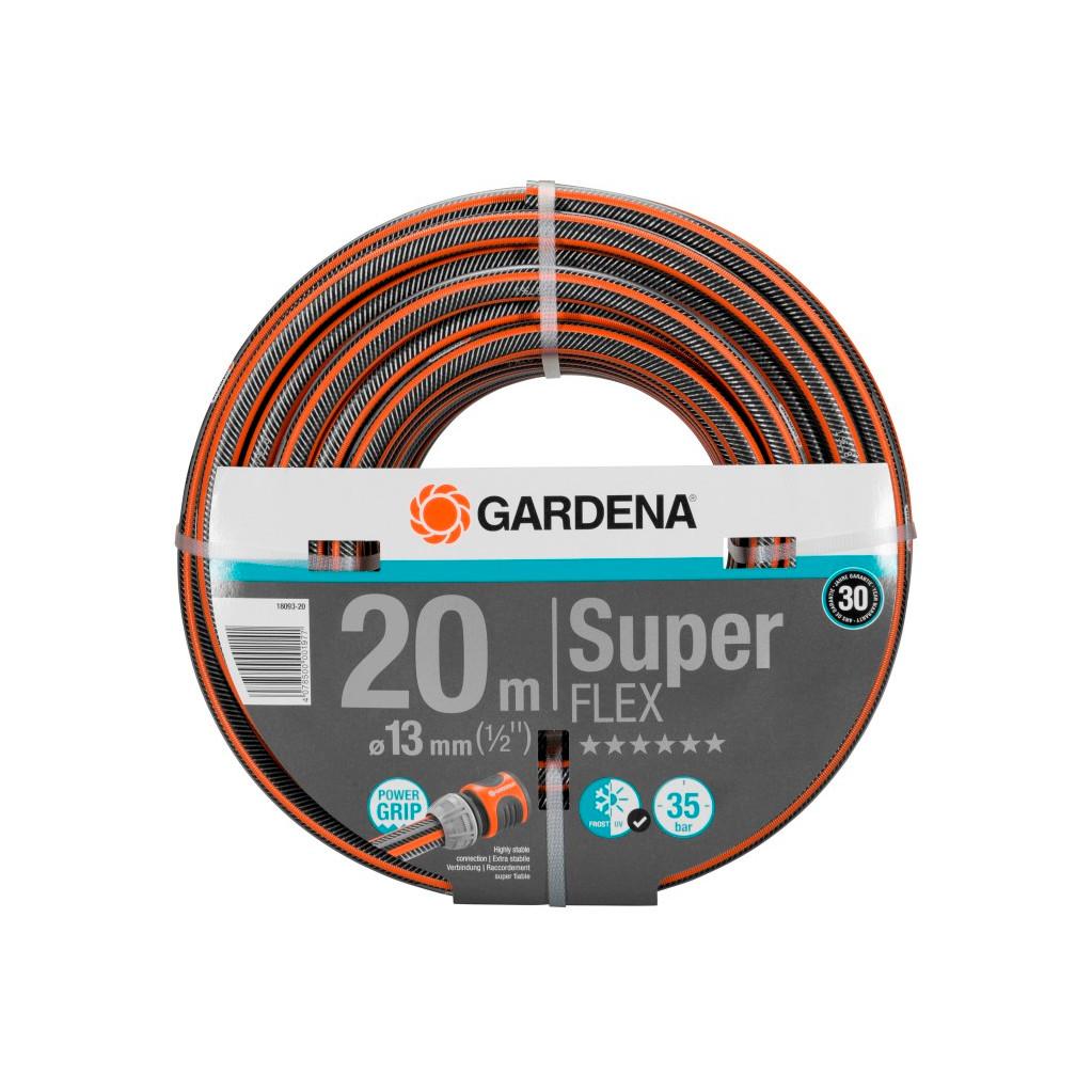 "Image of Gardena Premium SuperFLEX Tuinslang 1/2"" 20m"