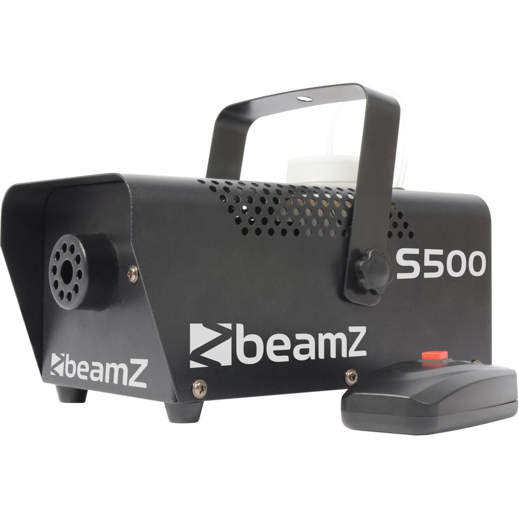 Beamz Light Package 3: Moon+Laser R/G+S500 kopen