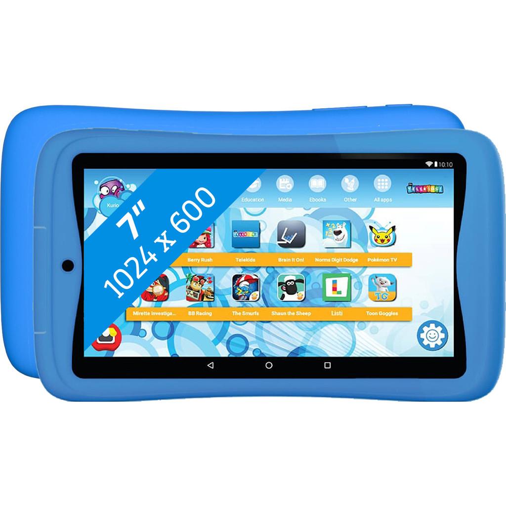 Kurio Tab Connect Telekids Blauw