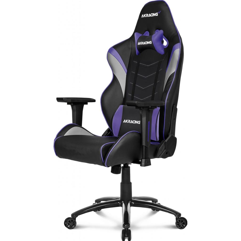 Afbeelding van AKRACING, gaming Chair Core LX PU Leather Indigo stoel