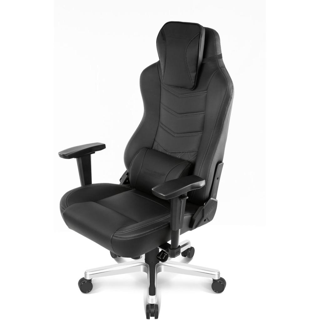 Afbeelding van AKRACING, gaming Chair Office Deluxe PU Onyx / Zwart stoel