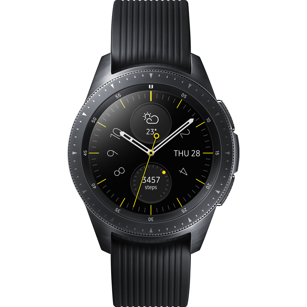 Samsung Galaxy Watch 42mm Midnight Black kopen