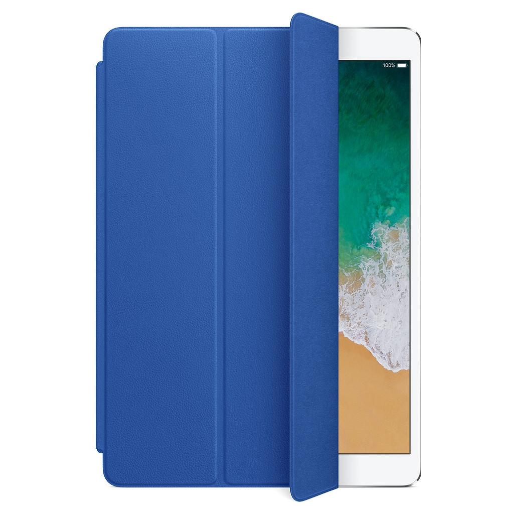 Apple iPad Pro 10,5 inch Leren Smartcover Electric Blue kopen