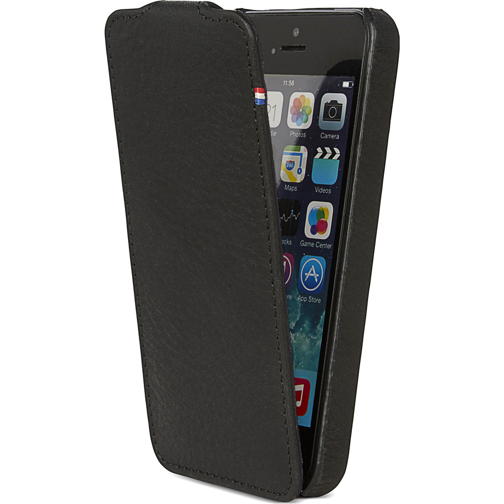 iPhone Leren Flip Case iPhone 5-5S