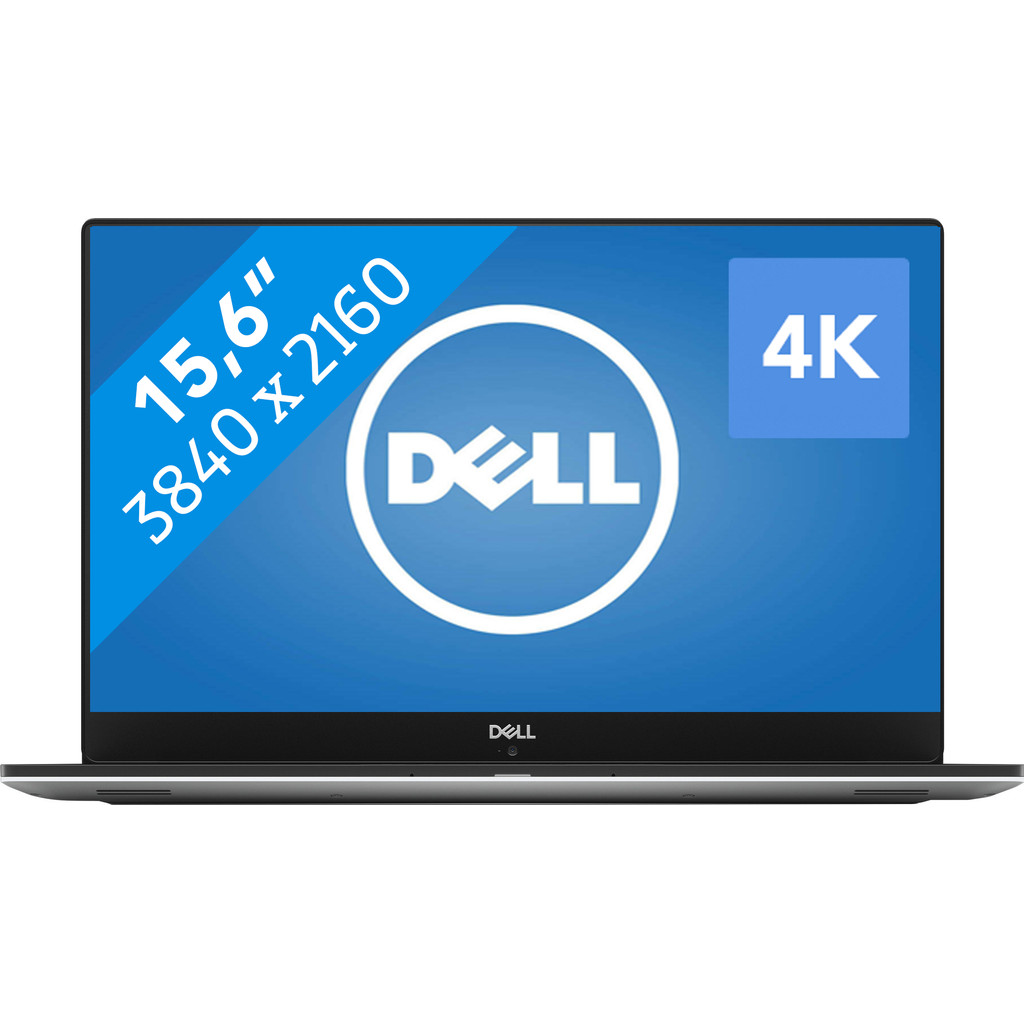 Dell XPS 15 9570 CNX97007-Krachtig genoeg voor gaming   Intel Core i9 - 32GB RAM - 1TB SSD   NVIDIA GeForce GTX 1050Ti videokaart