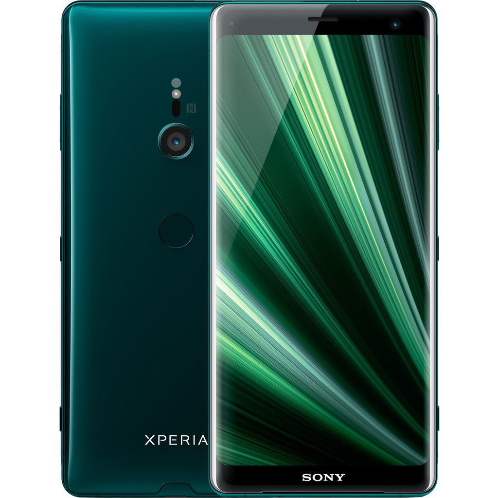 Sony Xperia XZ3 Groen-64 GB opslagcapaciteit   6 inch Quad HD scherm   Android 9.0 Pie