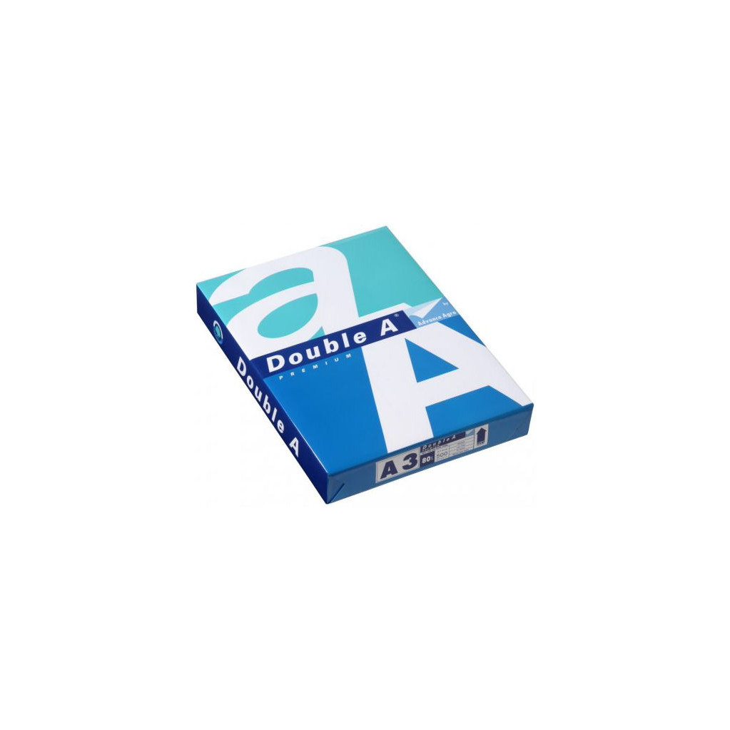 Double A Paper A3-papier Wit 80g/m2 500 Vellen (5x) in Awenne