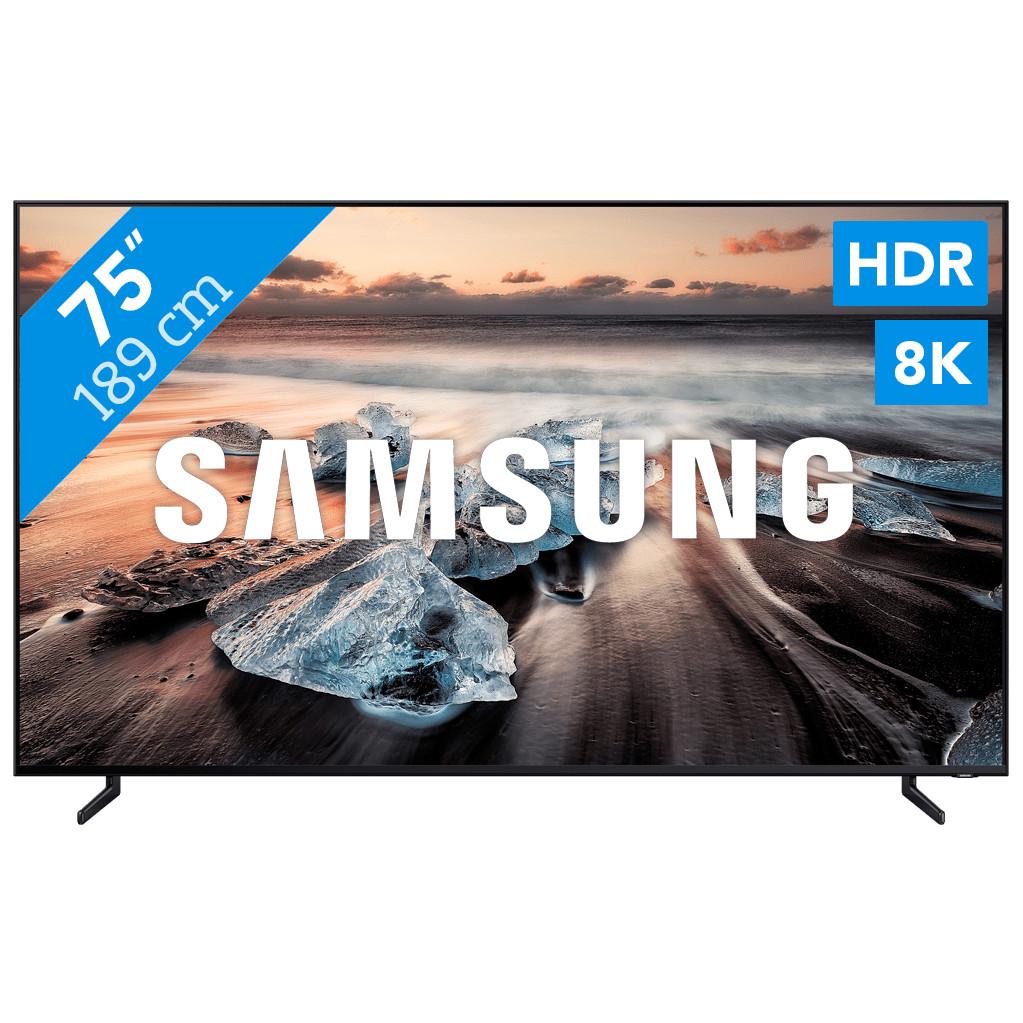 Samsung QLED 8K 75Q900R