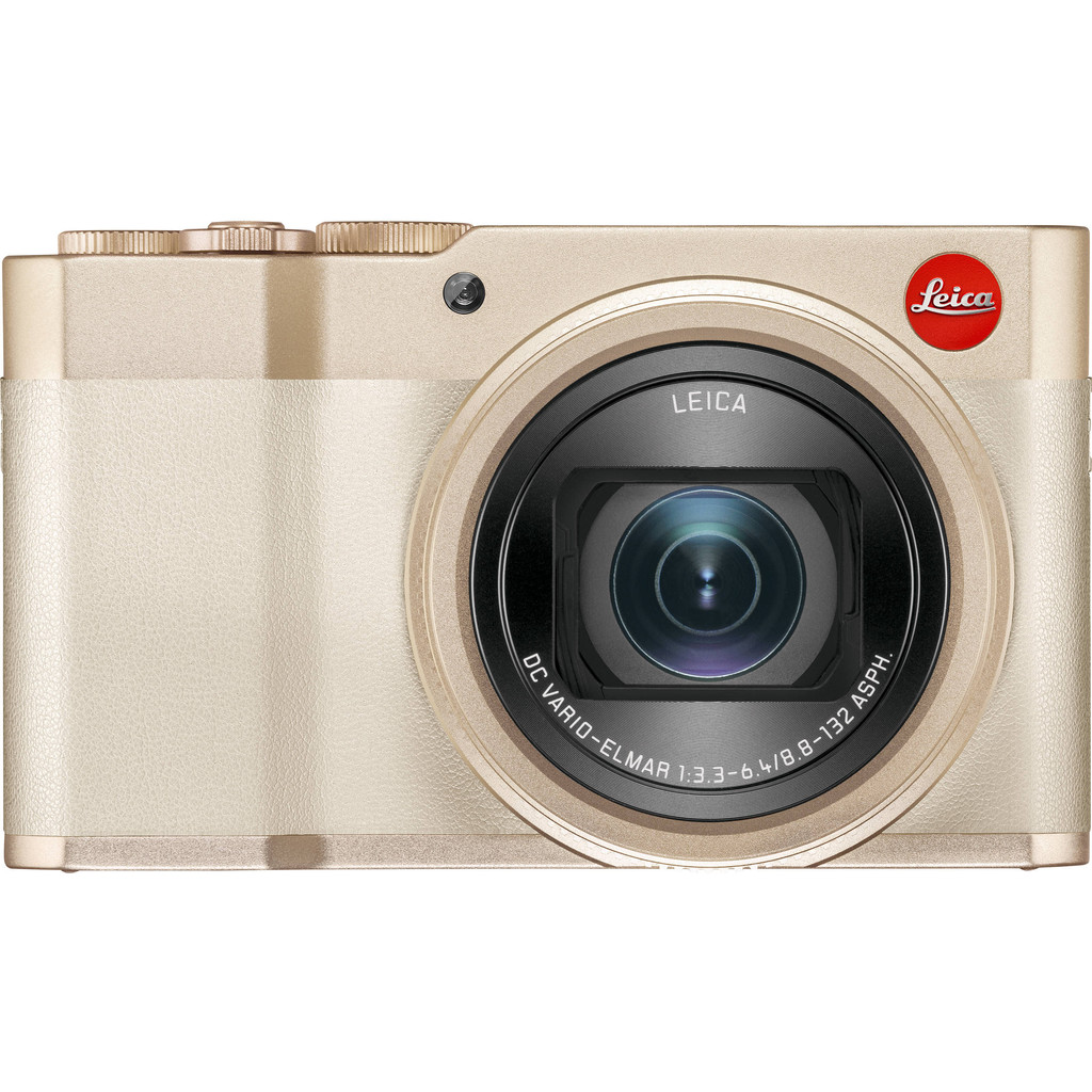 Leica C-Lux compact camera Light Gold