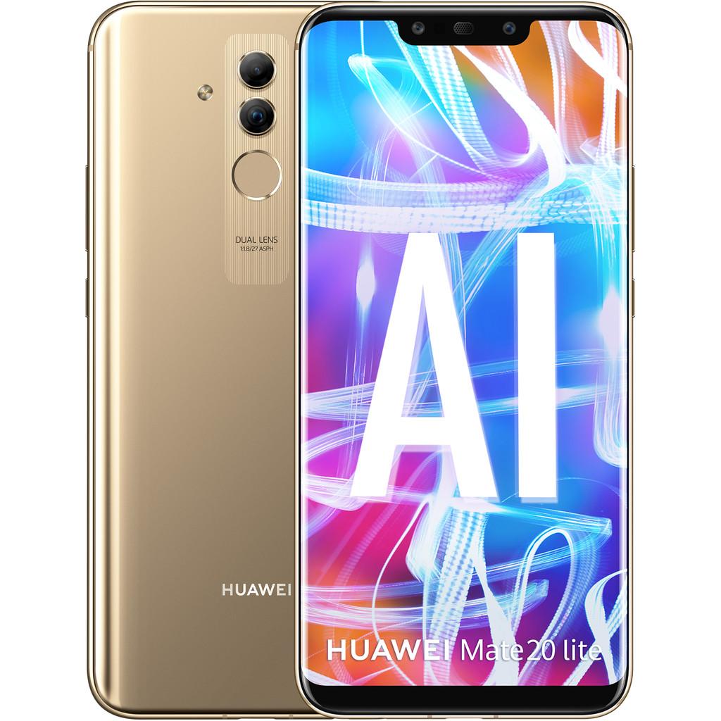 HUAWEI Mate 20 lite 64GB Dual-sim Goud