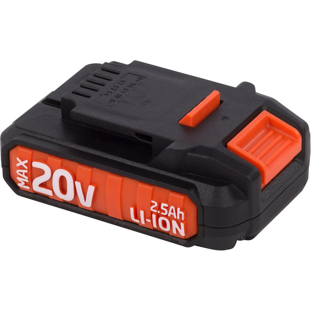 Powerplus Dual Power Accu 20V 2,5 Ah Li-Ion kopen