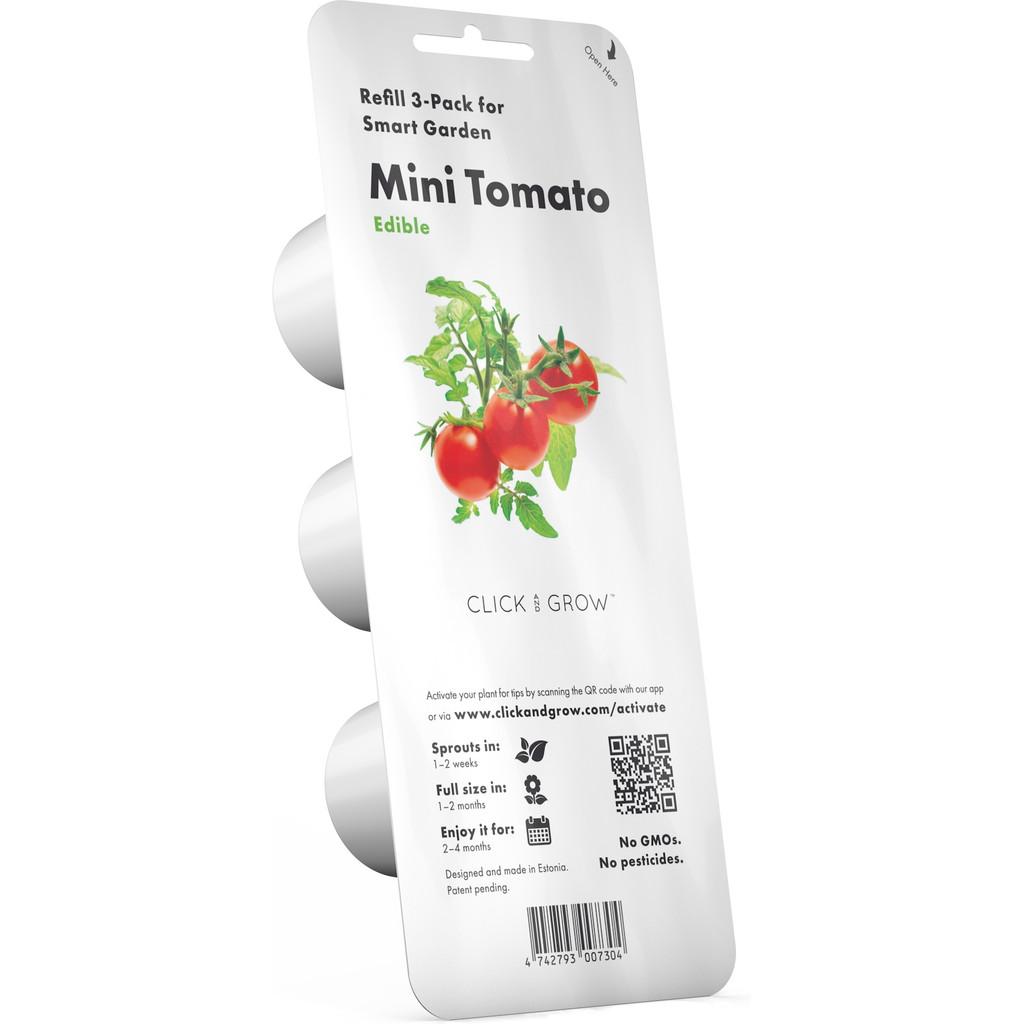 Click & Grow Navulling Tomaten 3 Stuks kopen