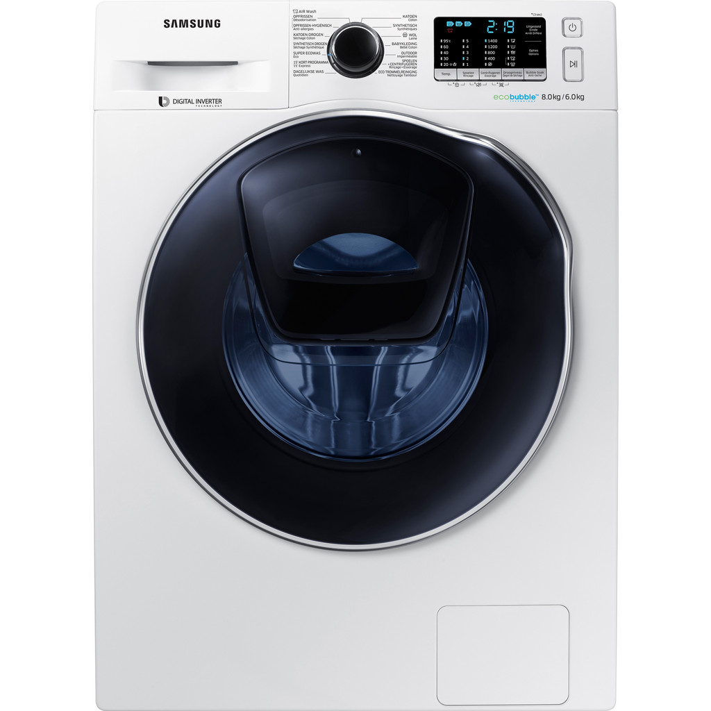 Image of Samsung WD81K5B00OW/EN