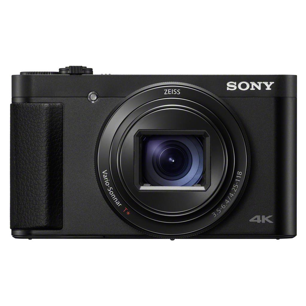 Sony CyberShot DSC-HX99 Zwart-18,2 megapixel CMOS sensor  28x optische zoom  Wifi en bluetooth  4K videofunctie  Maximaal diafragma f/3.5