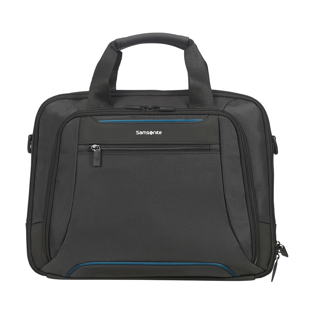 Samsonite Kleur Laptop Bailhandle 14.1'' black-anthracite
