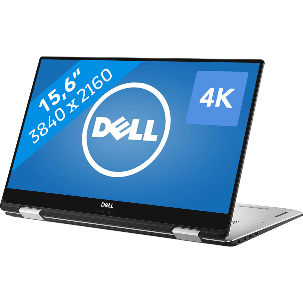 Dell XPS 15 2-in-1 9575 CN95704-Krachtig genoeg voor video's bewerken   Intel Core i7 - 16GB RAM - 1TB SSD  Touchscreen