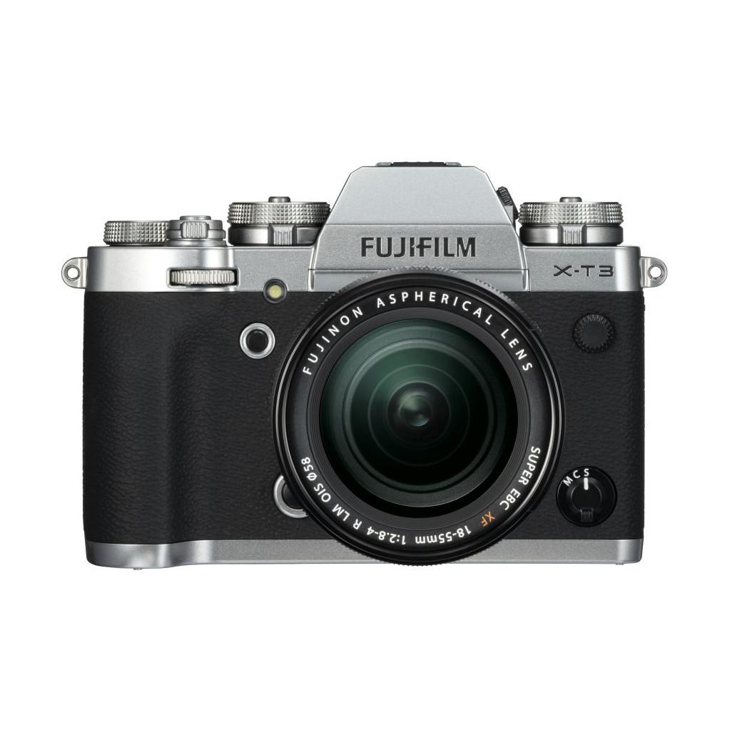 Fujifilm X-T3 Zilver + XF 18-55mm f-2.8-4.0 R LM OIS