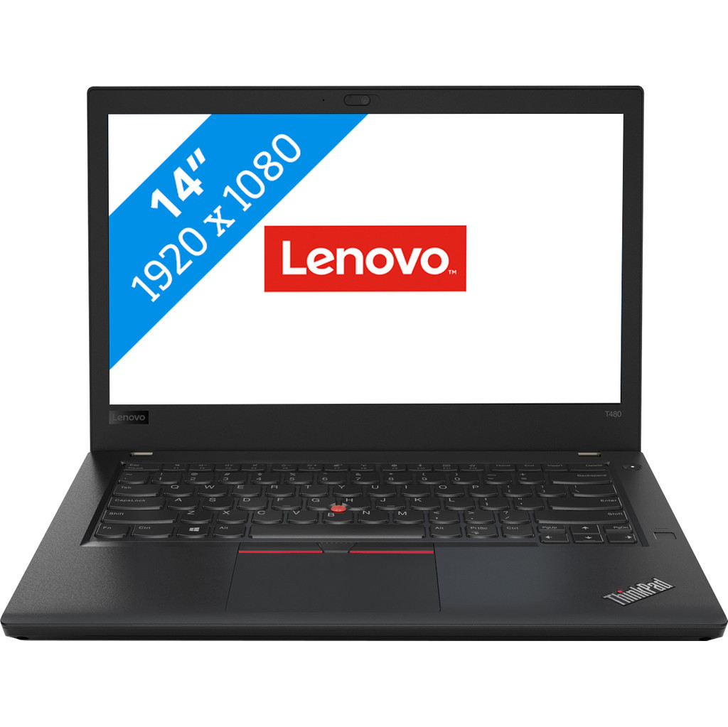 Lenovo Thinkpad T480 i5 - 8GB - 256GB SSD
