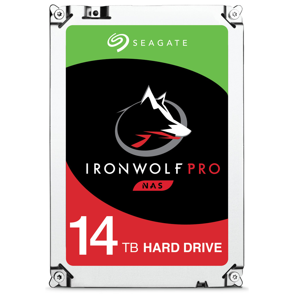 Seagate IronWolf Pro 14TB kopen