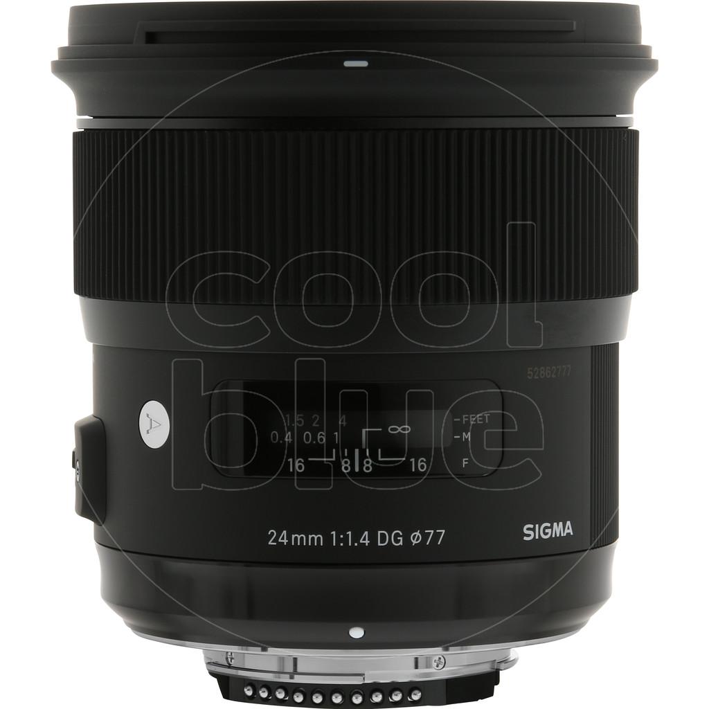 Sigma 24mm f/1.4 DG HSM Art Nikon