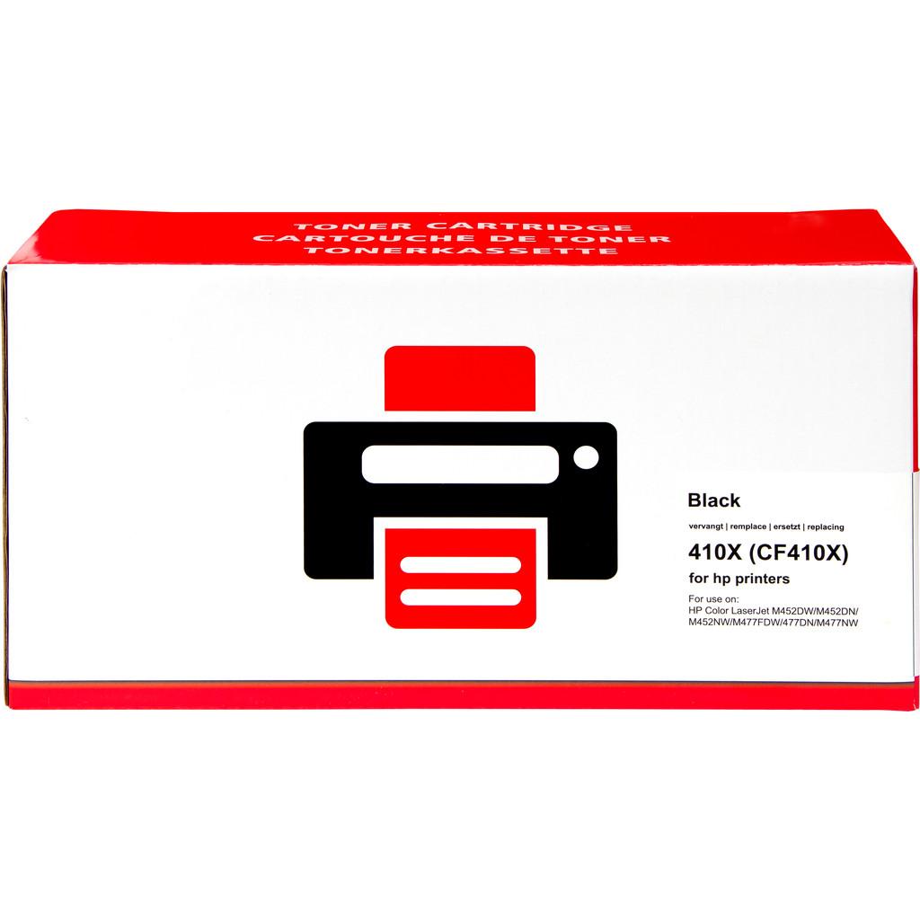 Huismerk 410X Toner Zwart XL voor HP printers (CF410X) kopen