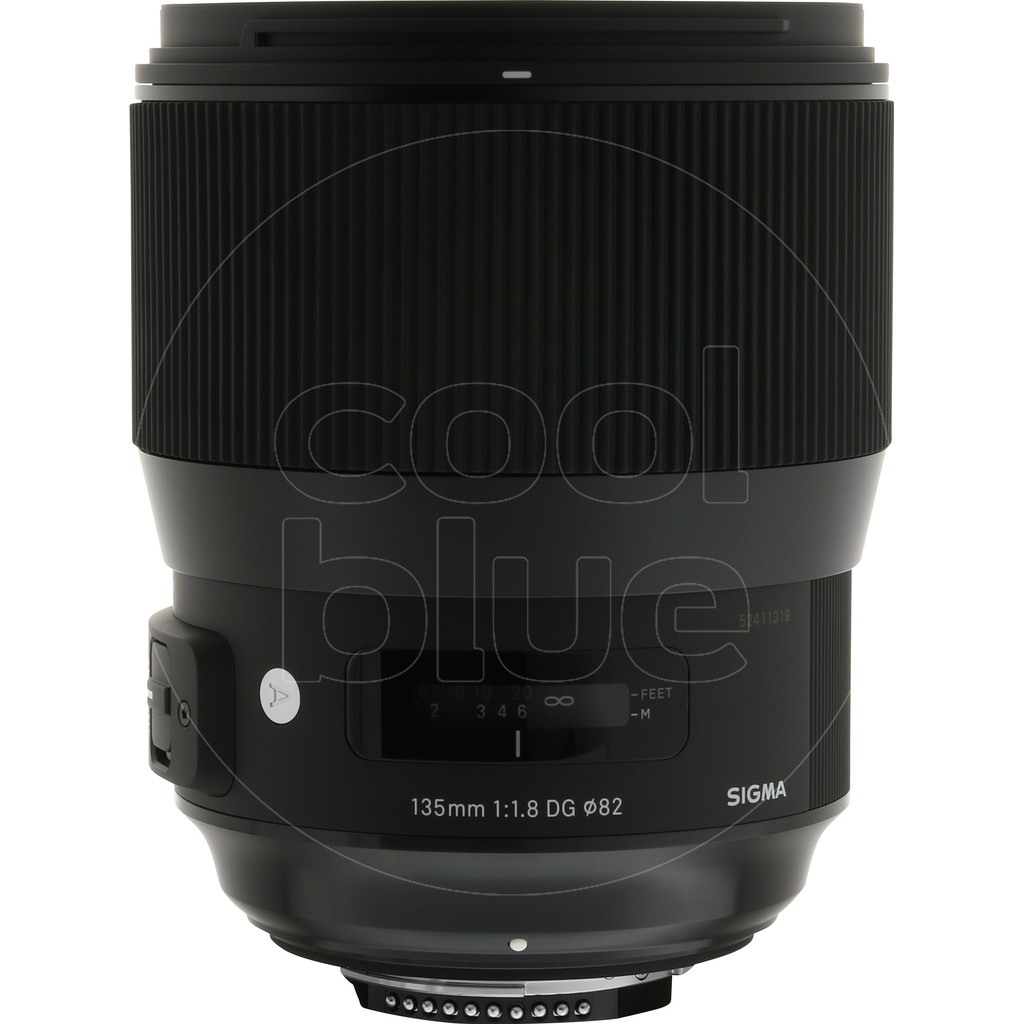 Sigma 135mm f/1.8 DG HSM A Nikon