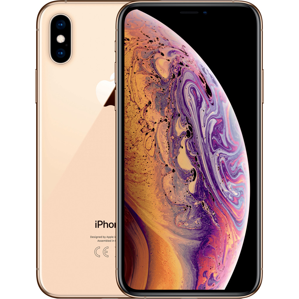 APPLE iPhone Xs 512GB Goud