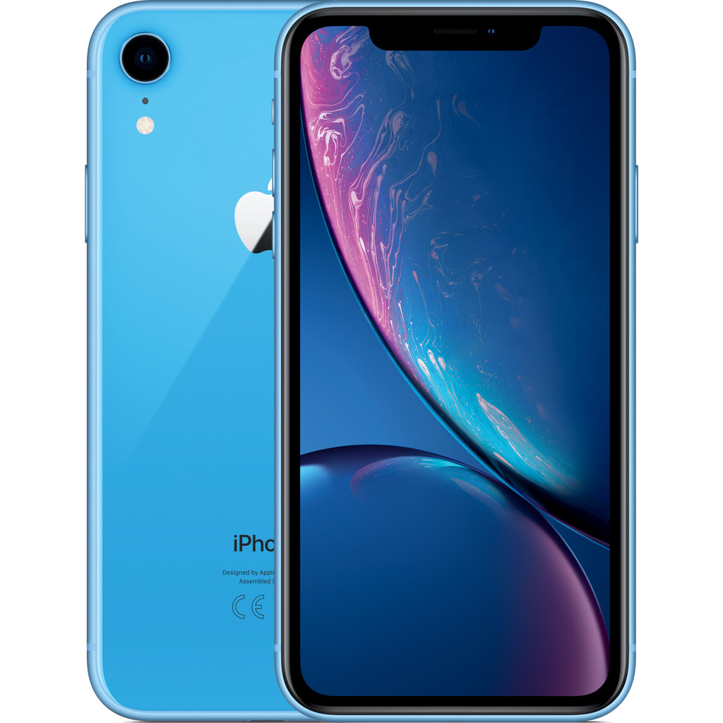 iPhone XR 128GB Blauw (2018)