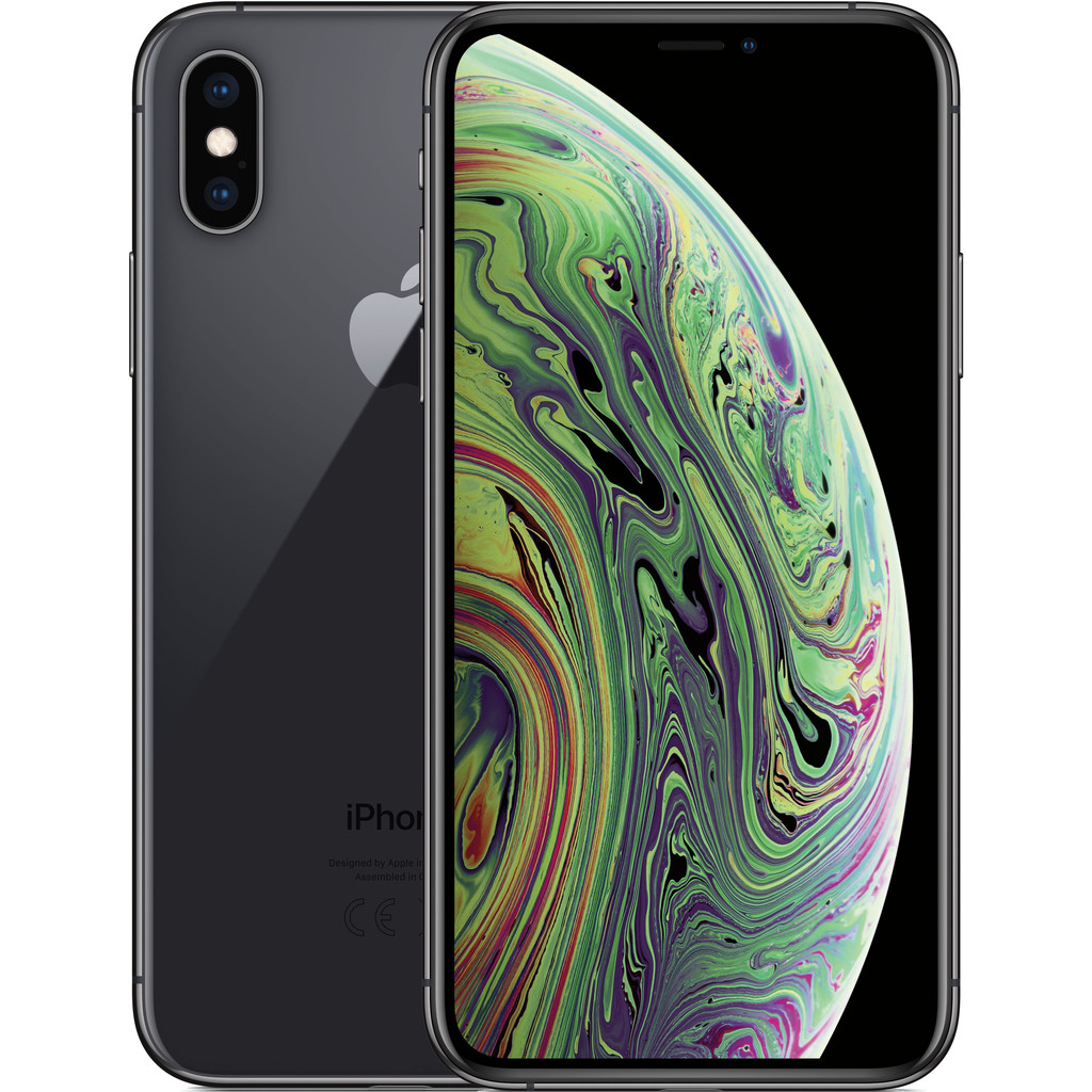 APPLE iPhone Xs 512GB Grijs